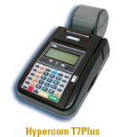 hypercom t7plus credit card machine