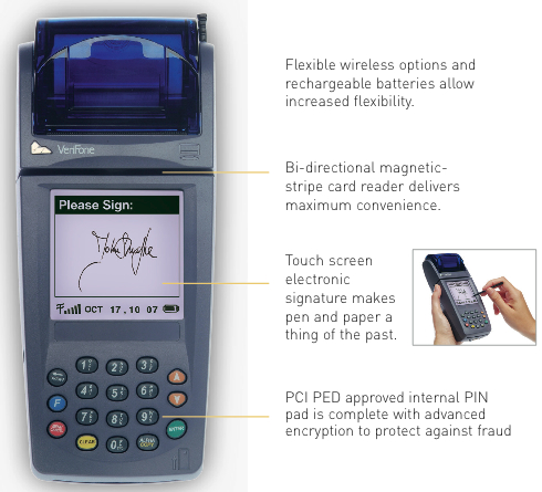 fargo wireless credit card machine