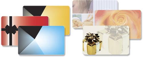 semi custom gift cards